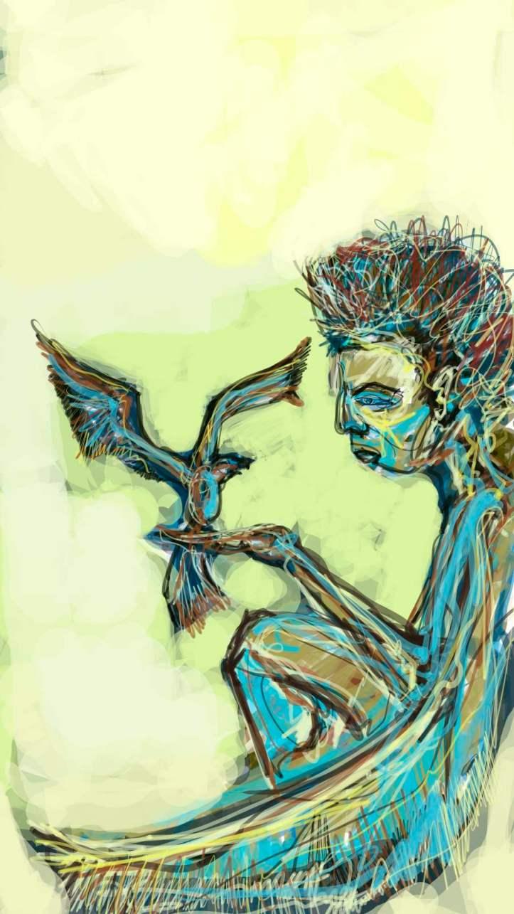 black angel who i was like