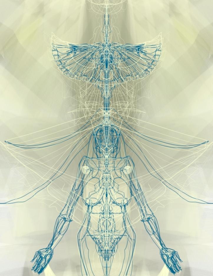 sacred dancer